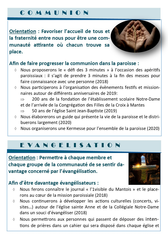 Orientations missionaires 2018 - 2020 p3